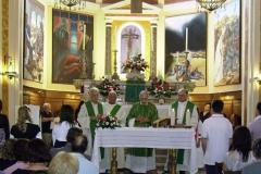 La Visita del Vescovo
